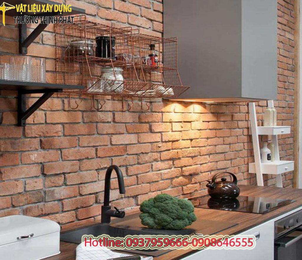 Tiêu chuẩn xây dựng tường gạch trong nhà ở