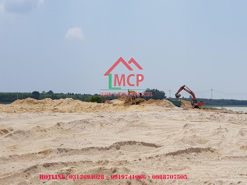 Cát xây dựng loại nào tốt nhất? Bảng báo giá cát xây dựng tại Tphcm năm 2020