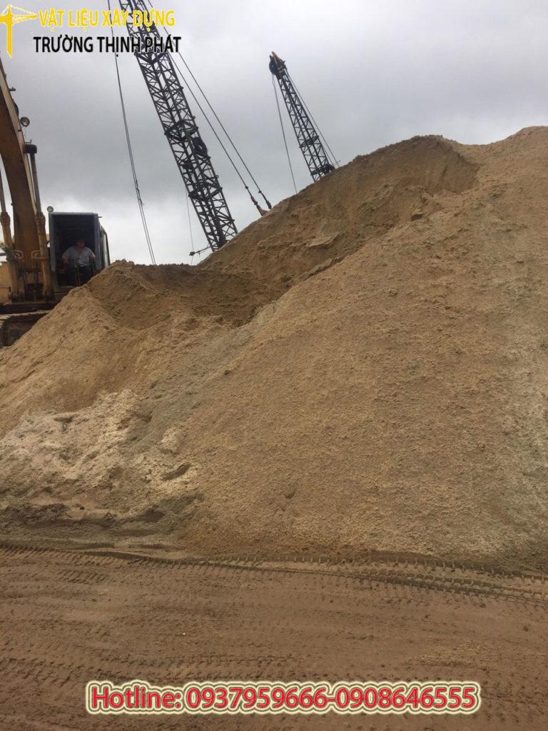 Báo giá cát bê tông rửa