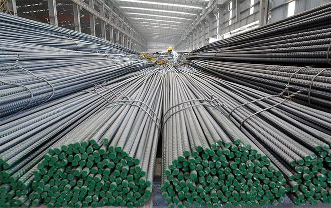 Trung Quốc thị trường cung cấp sắt thép lớn nhất Việt Nam