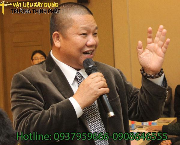 """Cổ phiếu """"cắm đầu"""" giảm, đại gia Lê Phước Vũ đã """"hết thời""""?"""