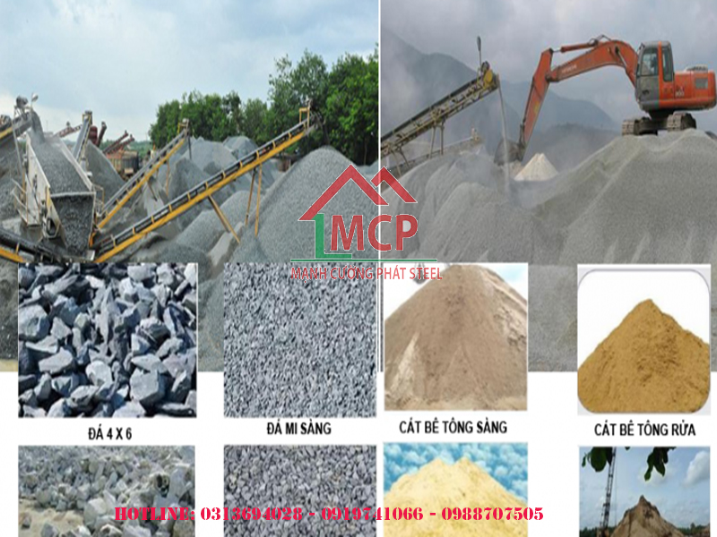 Bảng báo giá đá mi giá rẻ quận Bình Tân