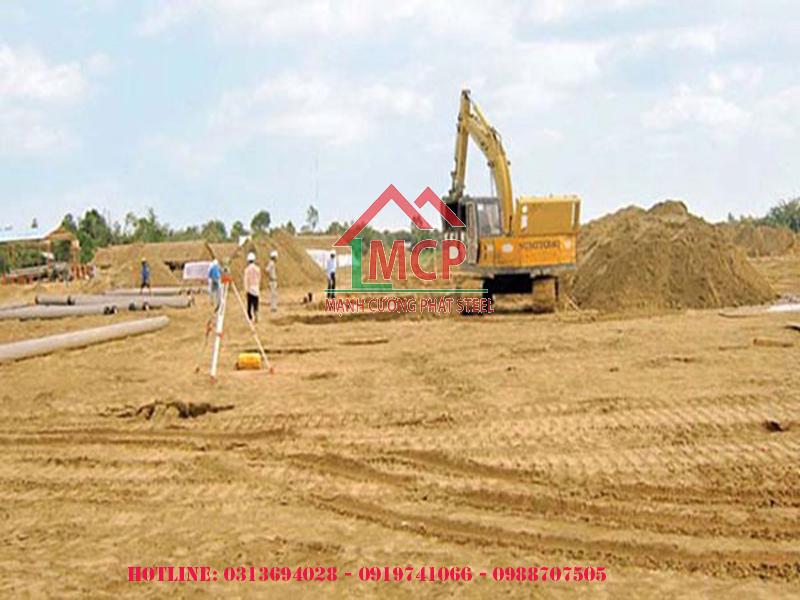 Báo giá cát bê tông giá rẻ mới nhất tại Tphcm năm 2020 | VLXD Mạnh Cường Phát