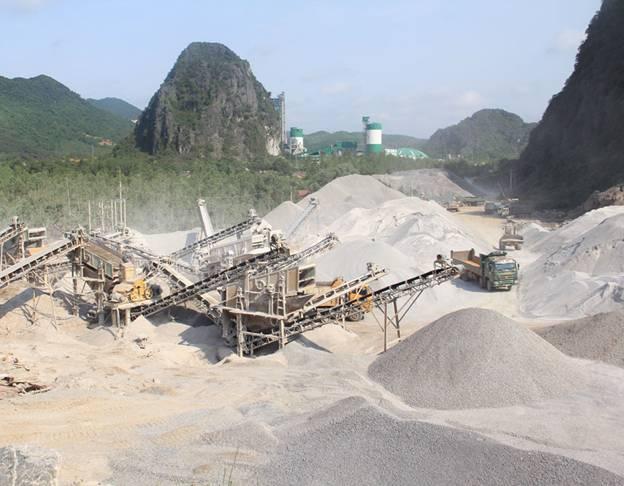 Cát Đá Đóng Bao Quận Bình Thạnh