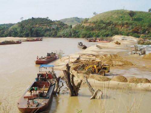 Cát Đá Đóng Bao huyện Củ Chi