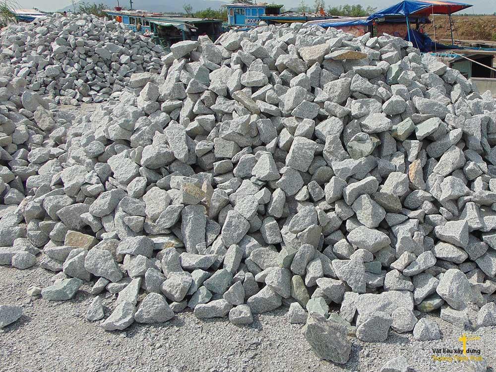 đá xây dựng
